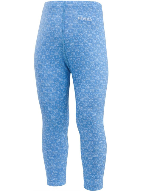 Devold Active Baby Long Johns Arctic